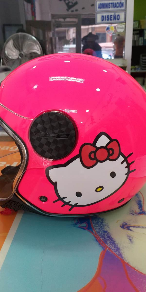 casco moto personalizado