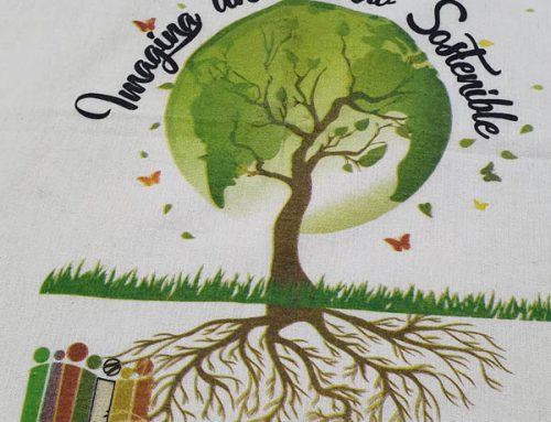 Bolsa de tela para la candidatura de Imagina Burgos