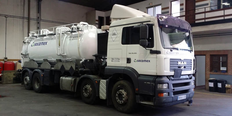 rotulacion camion cisterna