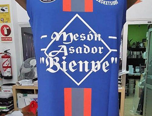 Nuevas camisetas para el Basketisidro