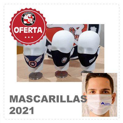 Mascarillas 2021