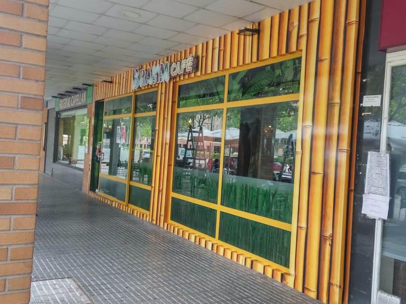 Bar en Parque Alameda