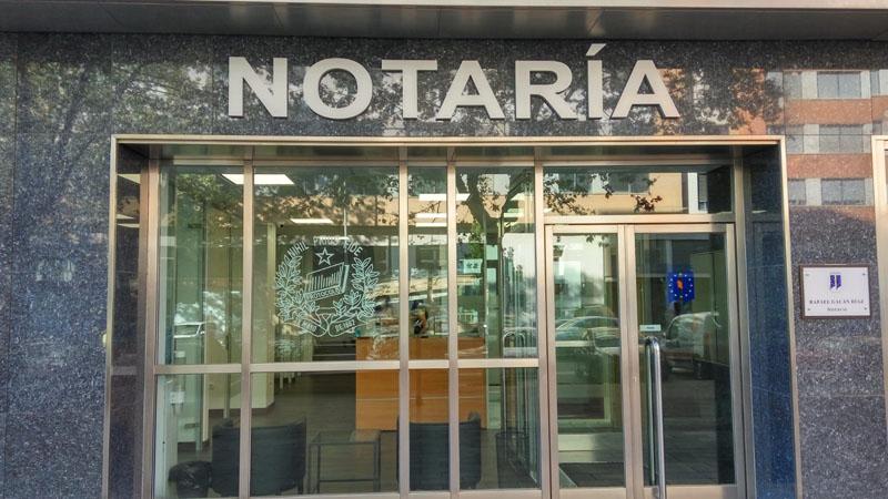 Notaría de Valladolid