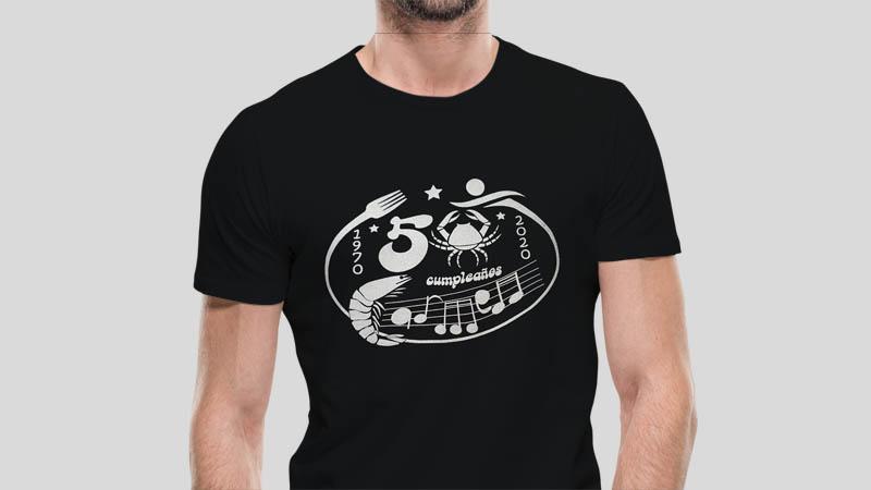 Camisetas personalizadas Mentor