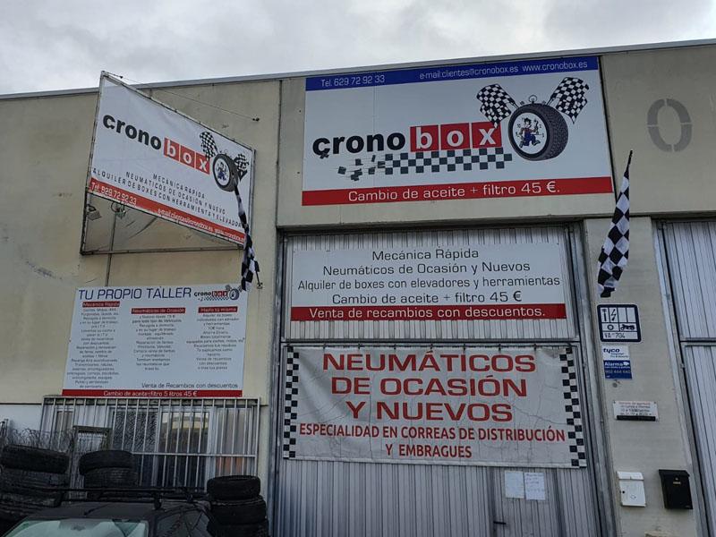 lona cronobox