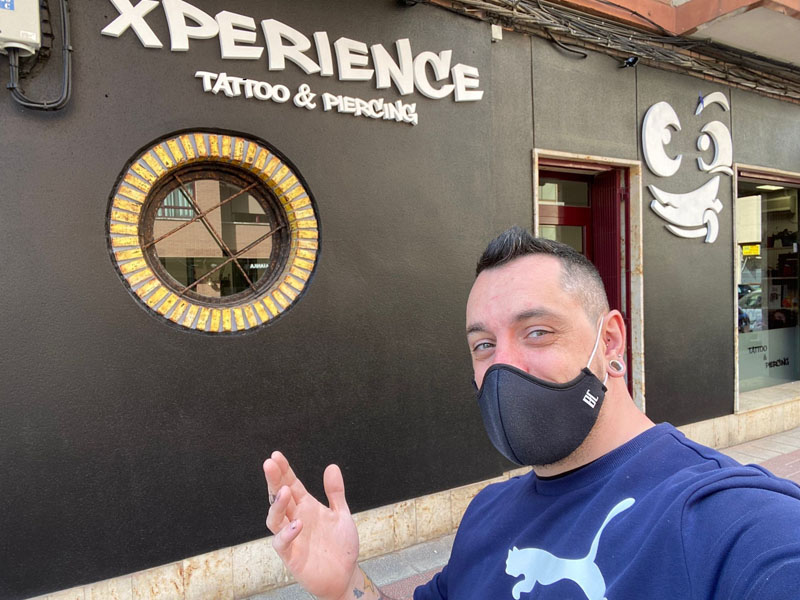 Xperience tatoo y piercing